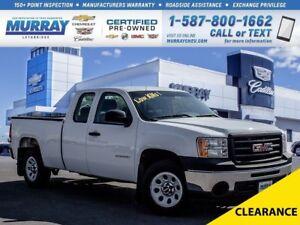 2010 GMC Sierra 1500 WT**Great Deal!  Local Owner!**