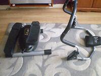 Pilates Stepper & Floor Cruncher