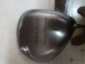 Muira EX Large Driver In Excellent Condition With Regular Carbon Shaft