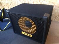 Markbass 151P TRV 8ohm 400w Bass Cabinet Speaker (As New with Cover)