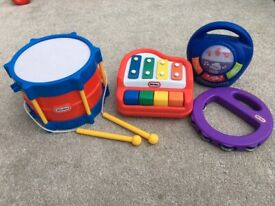 Little tikes baby instruments
