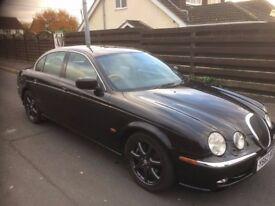 Jaguar S Type Rare Manual Stunning Car!