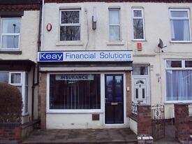 TO LET/RENT OPEN PLAN OFFICES - EXCELLENT BUSINESS PREMISES - PROMINENT ESTABLISHED LOCATION