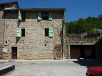 LOVELY stone house - france - lozere - quezac-ispagnac - valley of the Tarn gorges