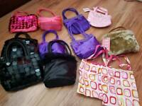 Joblot girls new bags