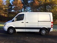 Mercedes sprinter super low miles swb special edition best van you can buy the name says it all!
