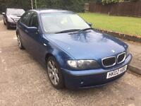 Bmw 318i 2L 2002 Automatic great condition