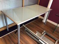 Funky desk for office - slightly wobbly
