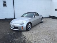Nissan 350Z Fairly Convertible With Low Mileage Ideal Summer Car
