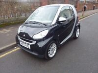 SMART CAR FOR TWO PASSION 1.0CC AUTOMATIC MOTD OCT FULL SERVICE HISTORY
