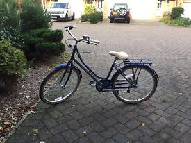 Women's Viking Kensington Bike (basket, pump + lock included)