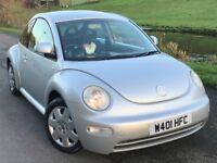 2000 Vw Beetle 2.0