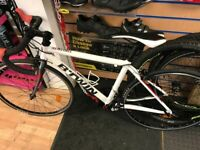 B-Twin Triban 300 Xsmall Frame 43cm 27.5 wheels bike bicycle cycle
