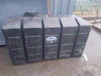 900 ltr water tank
