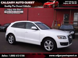 2012 Audi Q5 2.0T Premium Plus AWD/NAVI/B.CAM/LEATHER/PANO-ROOF