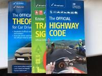 The official DVSA theory test books