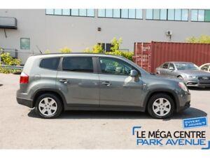 2012 Chevrolet Orlando 2LT, CRUISE, A/C, VITRES ELECT. C/D BLUET