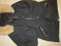 woman coat zara size M