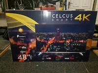"Celcus 48"" UHD 4K TV"