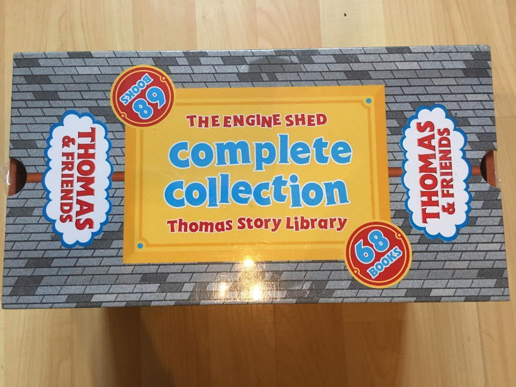Thomas and friend complete story book collection/set 68 books
