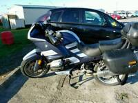 motorcycle r1150rs bmw