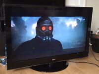LG 42 Inch FULL HD 1080P LCD TV with Built in Freeview + USB PORT + 4 HDMI PORTS