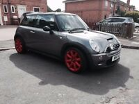 Mini Cooper S 1.6 Petrol 2004 12 Months Mot 59800 Miles ***Low Miles**1 Owner from New***