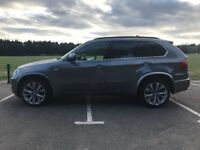 BMW X5 4.8i M Sport - Silver - Great condition and excellent drive