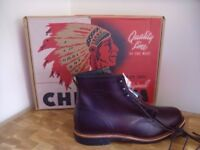 Chippewa Men's Field Casual Boots Size UK 12.5 Authentic New Pair