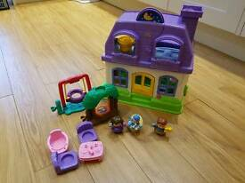 Little People Happy Sounds House