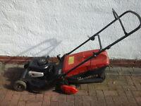 Mountfield Petrol Push Lawnmower with rear roller.... SERVICED