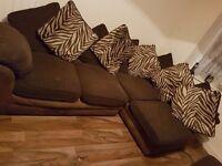 Free courner sofa