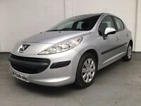 2006 PEUGEOT 207 1.4 S 5dr *** FULL YEARS MOT ***