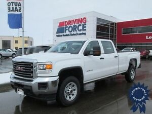 2015 GMC Sierra 3500HD Crew Cab 4x4 - 117,280 KMs, Long Box