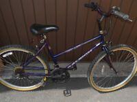 Ladies Raleigh Mountain Bike/Bicycle + FREE Spares!