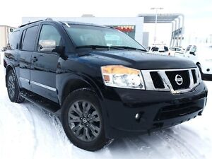 2015 Nissan Armada Platinum Reserve | Seating For 7 | Back Up Ca