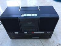 Panasonic vintage stereo system