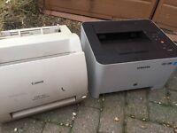 Samsung & Canon Laser Printers
