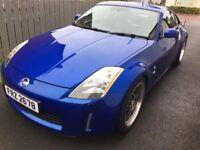 2004 Nissan 305z 3.5 V6 GT 2 door