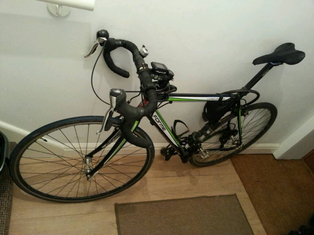 51cm Road bike forme longcliffe 5.0 with extras