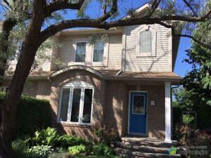 424 000$ - Maison en rangée / de ville à vendre à Chomedey