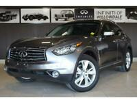 2015 Infiniti QX70 Deluxe Touring  Navi  CPO from 2.9% & CPO War Markham / York Region Toronto (GTA) Preview