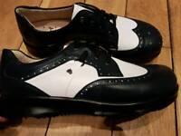 BNIB Finn comfort golf shoes