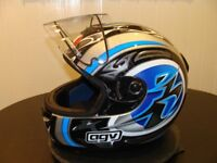AGV K Series Helmet, size XL, worn once, with pinlock fitted