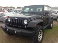 2015 Jeep Wrangler Sport | 3.6L | V6 | 4x4 | 6-speed Manual