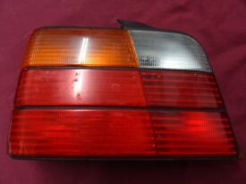 BMW E36 4 Door Saloon Passenger Side Rear Light