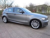 BMW 2010 one series breaking most parts available in grey