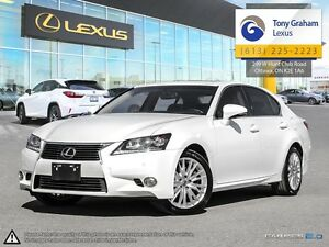 2013 Lexus GS 350 Tech Plus Pkg