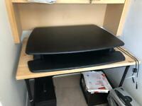 Varidesk Pro 36 standing desk home-working unit