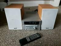 Teac Mc-d78 Micro Hi-Fi For Sale in Working Order